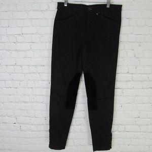 J Brand Jeans Womens Size 30 Black Skinny
